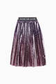 thumbnail of Sequin Tulle Pleated Skirt   #0