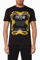 thumbnail of Baroque Big Label Cotton T-Shirt   #0