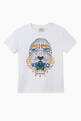 thumbnail of Tiger with Hat & Sunglasses Cotton  T-Shirt    #0