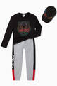 thumbnail of Logo Jersey Fleece Sweatpants   #1