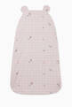 thumbnail of Bunny Knit Print Sleeping Bag          #2