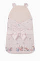 thumbnail of Bunny Knit Print Sleeping Bag          #0