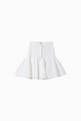 thumbnail of Frill Cotton Skirt   #0