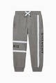 thumbnail of Logo Panel Jersey Sweatpants     #0