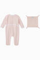 "thumbnail of ""Love Givenchy"" Cotton Pyjama & Soft Toy Set     #1"