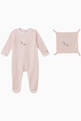 "thumbnail of ""Love Givenchy"" Cotton Pyjama & Soft Toy Set     #0"