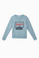 thumbnail of Logo Organic Cotton Sweatshirt    #0
