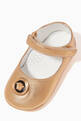 thumbnail of Medusa Shoes in Laminated Nappa Leather    #3