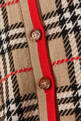 thumbnail of Vintage Check Merino Wool Cardigan   #3