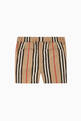 thumbnail of Icon Stripe Cotton Chino Shorts    #2