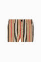 thumbnail of Icon Stripe Cotton Chino Shorts    #0