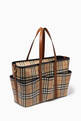 thumbnail of Baby Changing Bag in Vintage Check E-Canvas    #2