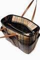 thumbnail of Baby Changing Bag in Vintage Check E-Canvas    #3