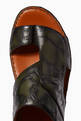 thumbnail of Najdy Fermer Sandals in Equestra-Embossed Softcalf     #4