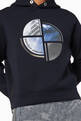 thumbnail of Northern Lights Hooded Jersey Sweatshirt       #4