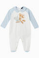 thumbnail of Teddy Bear Graphic Sleepsuit #0