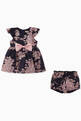 thumbnail of Flutter Bodice Dress & Bloomers, Set of 2 #1