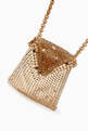 thumbnail of Mesh Pendant Necklace  #3