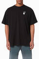 thumbnail of Agreement Arrows Oversized Cotton T-Shirt    #2