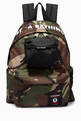 thumbnail of x Eastpak Camo Backpack in Nylon    #0