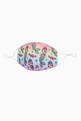 thumbnail of Miss Mermaid Printed Face Mask    #0