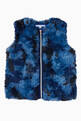 thumbnail of Belsy Faux Fur Vest #0