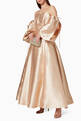 thumbnail of Princess Cut Satin Gown   #1