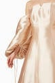 thumbnail of Princess Cut Satin Gown   #4