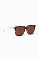 thumbnail of Oversized Square Sunglasses #2