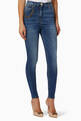 thumbnail of Charm Chain Skinny Jeans   #0
