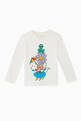 thumbnail of Ladybird On Cloud Organic Cotton T-Shirt   #0