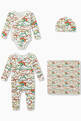thumbnail of Clouds & Rainbow Organic Cotton Maternity Set    #0