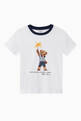 thumbnail of Sparkler Bear Cotton T-Shirt #0