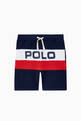 thumbnail of Logo Cotton Mesh Pull-On Shorts    #0
