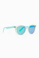thumbnail of Carrerino 14 Round Sunglasses in Acetate      #1