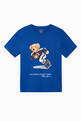 thumbnail of Polo Bear Jersey T-Shirt      #0