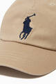 thumbnail of Big Pony Chino Baseball Cap in Cotton    #2