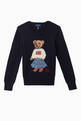 thumbnail of Polo Bear Cotton Sweater      #0