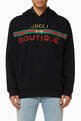 thumbnail of Gucci Boutique Print Sweatshirt   #0