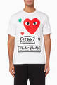 thumbnail of Graphic Logo Print Cotton T-Shirt    #0