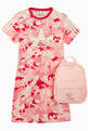 thumbnail of Adicolor Floral T-Shirt Dress #1