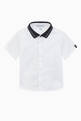 thumbnail of EA Logo Collar Cotton Shirt   #0