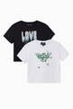 thumbnail of EA Love Clover T-Shirt, Set of 2     #0