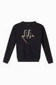 thumbnail of Glitter EA Eagle Jersey Sweatshirt #0