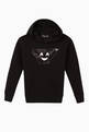 thumbnail of EA Macro Emoji Hooded Jersey Sweatshirt     #0