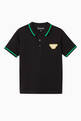 thumbnail of EA Emoji Patch Polo Shirt      #0