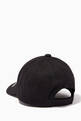thumbnail of EA Text Baseball Cap in Cotton   #1