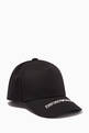 thumbnail of EA Text Baseball Cap in Cotton   #0
