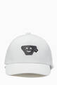 thumbnail of Emoji Baseball Cap in Gabardine    #3