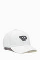 thumbnail of Emoji Baseball Cap in Gabardine    #0